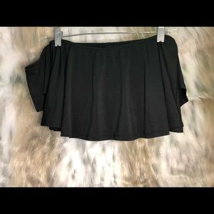Forever 21 Off Shoulder Crop Top